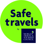 SITA has received the WTTC Safe Travels Stamp