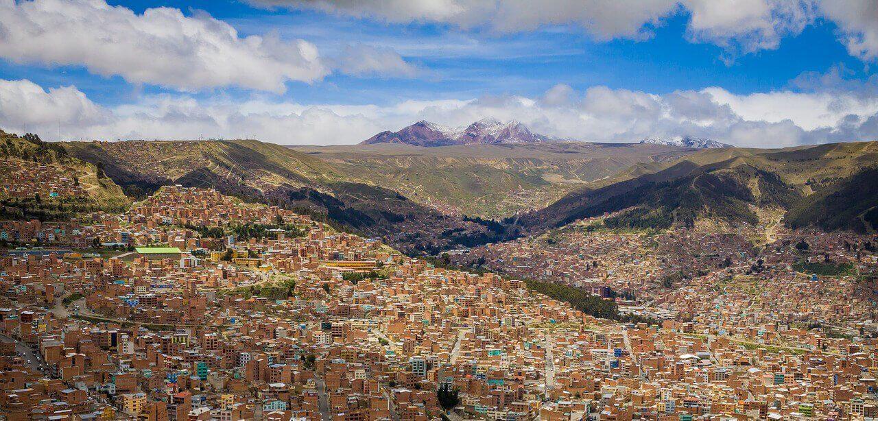 Bolivia - Banner