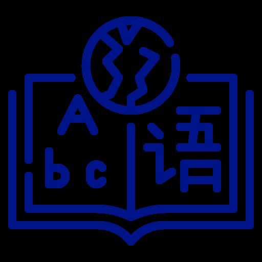 Language_blue