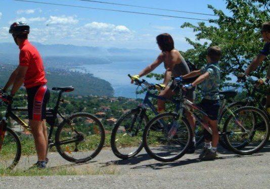 Katarina Istra Bike tour
